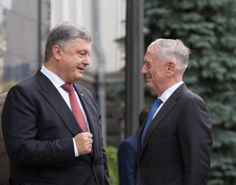Минеприймали і ніколи неприймемо анексію Криму Росією— Глава Пентагону