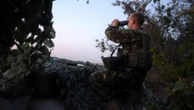 У зоні АТО фіксується активізація бойовиків