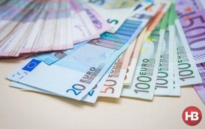 Курс валют від НБУ: євро подорожчав на 23 копійки