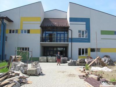 Будівництво дитсадка у Ленківцях не вдасться завершити до 1 вересня, - мер Чернівців
