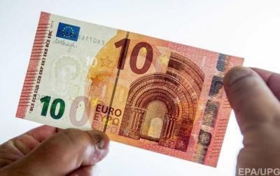 Курс валют від НБУ: євро додав у ціні