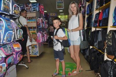 Підготовка дитини до школи в Чернівцях обійдеться в межах п'яти тисяч гривень