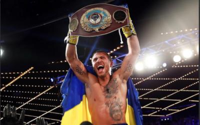 Боксер Ломаченко переміг колумбійця Марріагу та захистив титул чемпіона світу WBO (ВІДЕО)