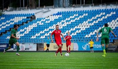«Буковина» у контрольному матчі здолала «Хмельницький»