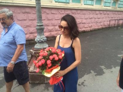 Зірки Голлівуду Міла Куніс та Ештон Кутчер відвідали Чернівці (ФОТО)