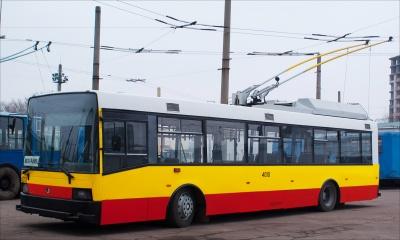 Київська фірма відмовилась постачати Чернівцям вживані тролейбуси «Шкода 21Тр»