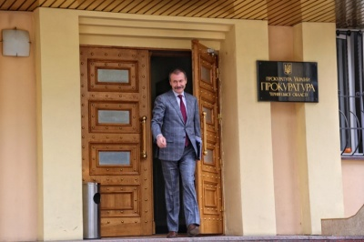 Прокуратура уже 3 роки проводить досудове розслідування зловживань екс-голови Чернівецької ОДА Папієва