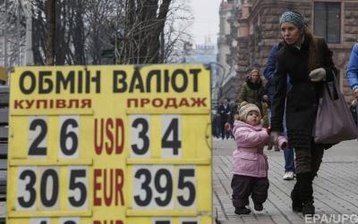 Курс валют від НБУ: долар і євро знову подешевшали