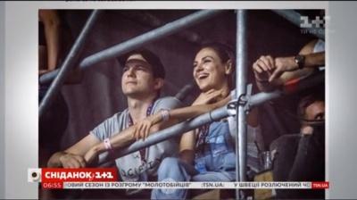 Из Черновцов - в Будапешт. Мила Кунис и Эштон Кутчер провели вечер на фестивале Sziget