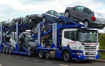 В Україні імпорт легкових автомобілів б'є рекорди