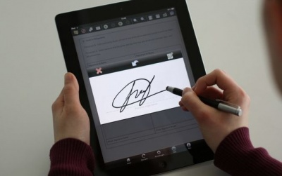 Нацбанк врегулював застосування електронного підпису в банківській системі