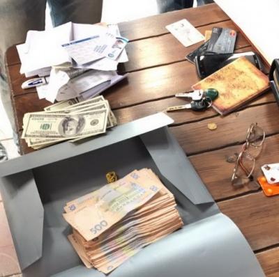 СБУ опублікувала відео із затримання керівника «Укрексімбанку» в Чернівцях