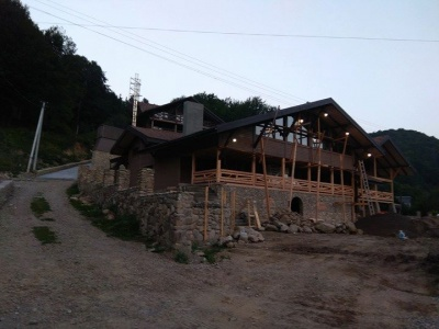 Бурбак прокоментував будівництво його «межигір'я» у Виженці