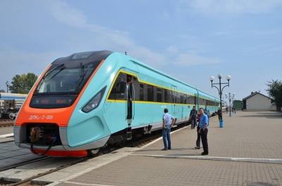 Україна планує запустити дизель-потяги до Польщі та Румунії