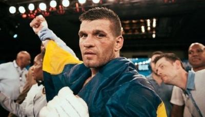 Український боксер Дерев'янченко став обов'язковим претендентом на бій за пояс IBF