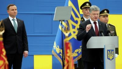 Президент про парад: Хрещатиком йшли наші союзники