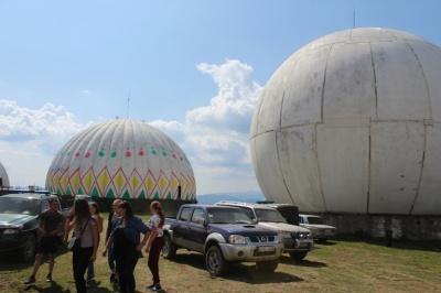 На найвищій горі Чернівецької області відбувся фестиваль «Любіть Буковину, бо вона того варта»