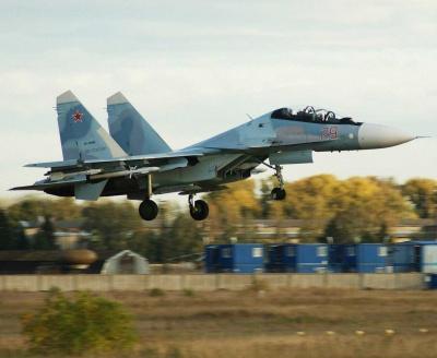 Росія підняла по тривозі авіацію в окупованому Криму та на півдні країни