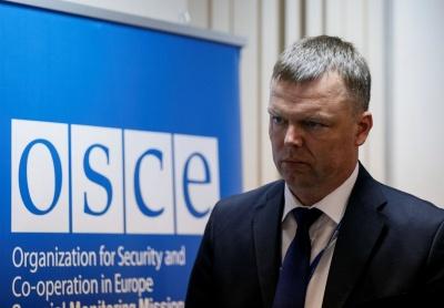 В ОБСЄ заявили, що вогонь у відповідь порушує Мінські угоди