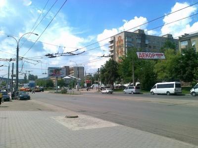 У мерії Чернівців підтримали петицію про проведення капремонту проспекту Незалежності