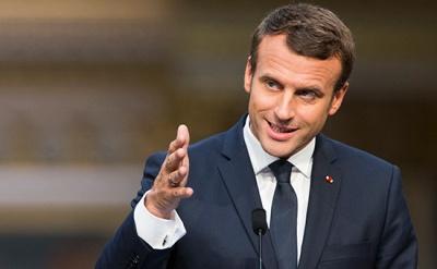 Макрон заявив, що Франція хоче реформувати ЄС