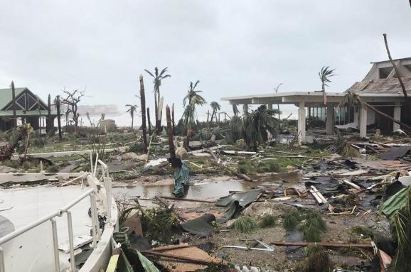 Ураган «Ірма» наближається доСША, запланована евакуація 5,6 млн людей