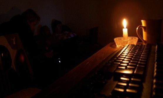 Кримчан попередили про відключення світла ухолодну пору