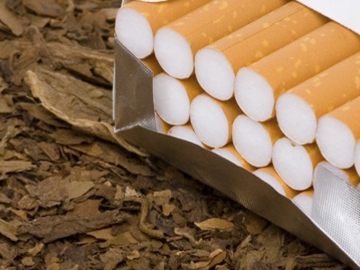 У господарстві на Буковині знайшли склад цигарок