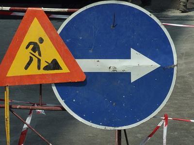 У Чернівцях через ремонт обмежено рух на двох вулицях