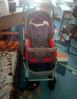 У Чернівцях поліція затримала зловмисника, який викрав дитячу коляску і пральну машину