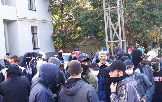 УЗапоріжжі побили учасницю «Фестивалю рівності», затримано 7 осіб