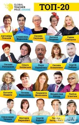 Вчитель з Чернівців – у ТОП-20 найкращих в Україні і побореться за мільйон доларів