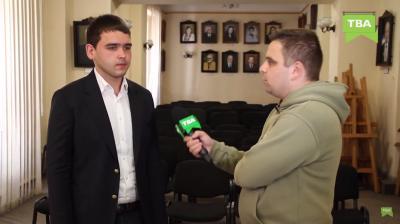 Журналісти з'ясовували, чи відвідує депутат Чернівецької міськради Ілюк прийоми виборців (ВІДЕО)