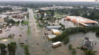 """У Техасі збитки від урагану """"Харві"""" оцінили у 180 мільярдів доларів"""