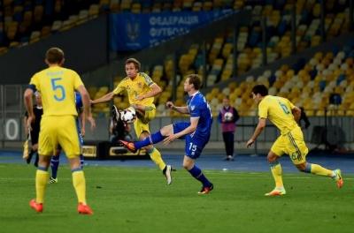 Букмекери не вірять у перемогу збірної України над Ісландією