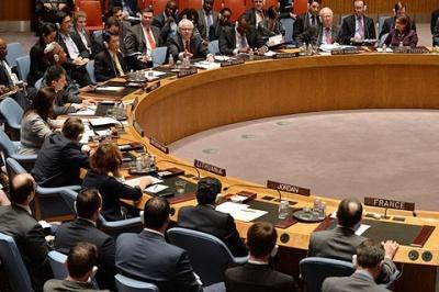 """Росія хоче """"проштовхнути"""" у Радбезі ООН свій варіант миротворчої місії на Донбасі"""