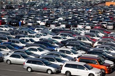 """У ДФС порахували кількість авто на """"єврономерах"""", які перебувають в Україні незаконно"""
