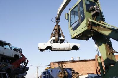 ЗМІ: ДФС готує постанову про утилізацію авто