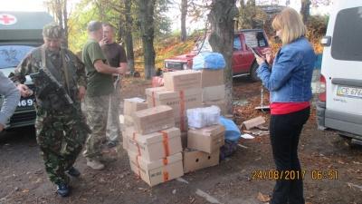 На два БТРи – один акумулятор: волонтер з Чернівців розповів про ситуацію в АТО (ФОТО)