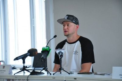 Лідер гурту «Бумбокс» зізнався, з ким із музикантів Чернівців він хотів би записати спільну пісню