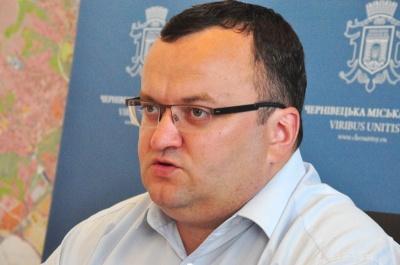 Мер Чернівців наклав вето на 6 рішень міської ради