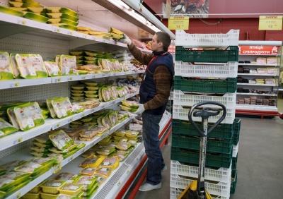 В Украине в августе цены выросли на 16%