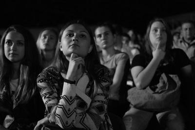 """Сергей Жадан презентовал на Meridian Czernowitz свой новый роман """"Интернат"""" (ФОТО)"""