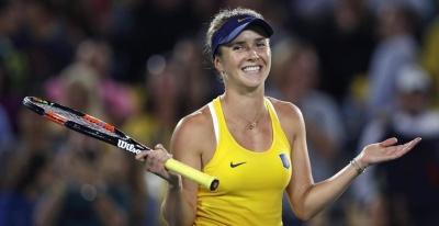 Еліна Світоліна посіла третє місце у рейтингу WTA