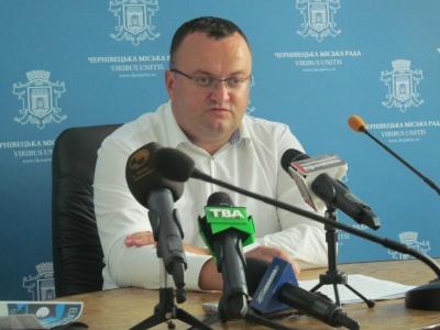 Новый руководитель водоканала не имел отношения к коррупции, - мэр Черновцов