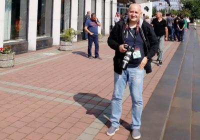 Журналіста з Чернівців, який знімав повернення Саакашвілі в Україну, викликали на допит
