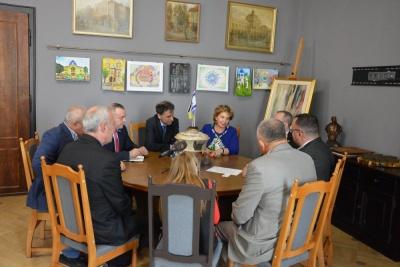 Ізраїльські міста пропонують Чернівцям партнерство