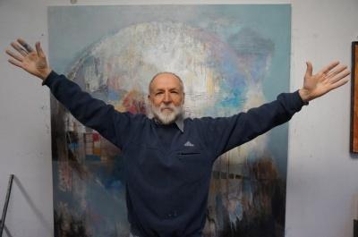 У Чернівцях відкриють виставку живопису Артемія Присяжнюка