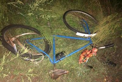 """На Буковині """"Фольксваген"""" наїхав на велосипедиста: у чоловіка численні травми"""