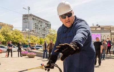 Мер Дніпра скасував заборону на мандрівні цирки на час візиту Саакашвілі
